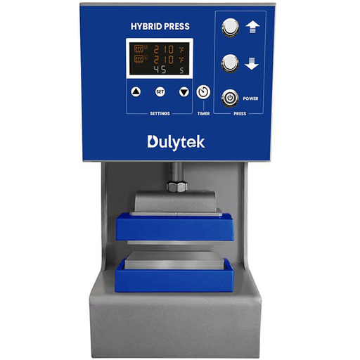 Dulytek DW8000 4 Ton Hybrid Rosin Heat Press