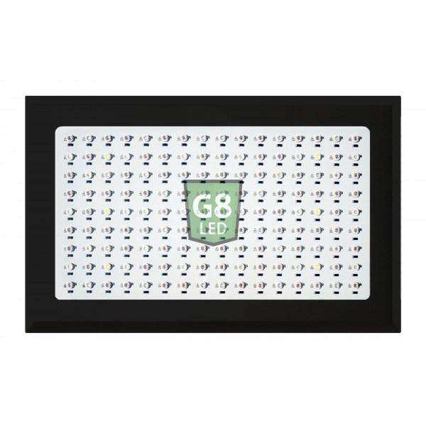 G8 LED 450B Watt Full Spectrum Flowering Plant LED Grow Light - Right Bud