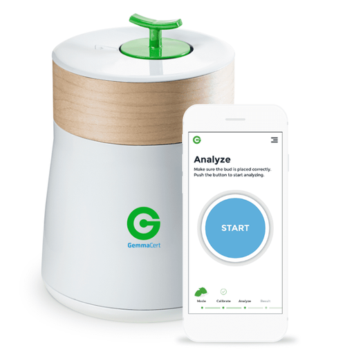 GemmaCert Botanical Potency Analyzer