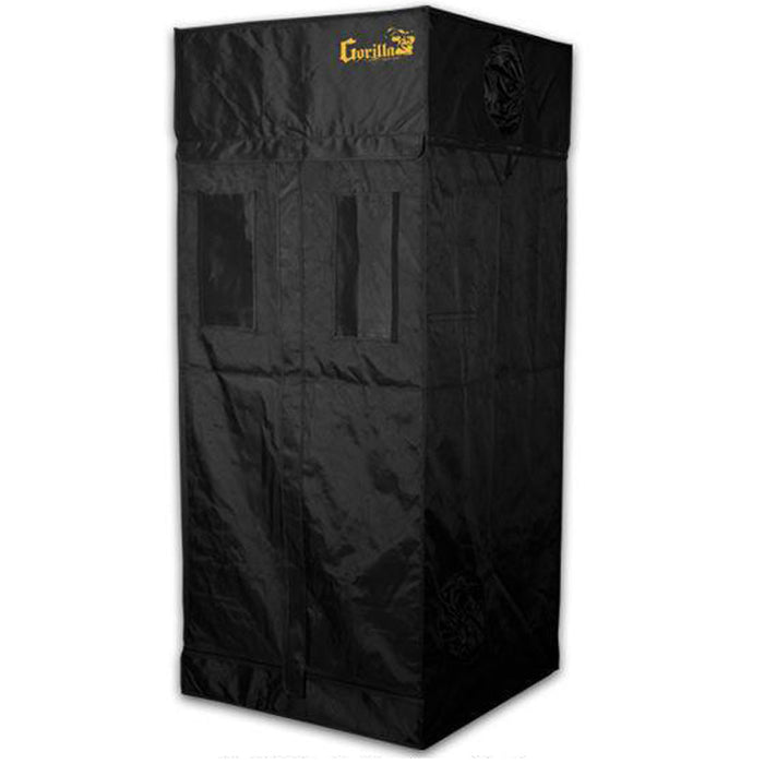 Gorilla Grow Tent Original 3' x 3' Heavy Duty Hydroponics Grow Tent