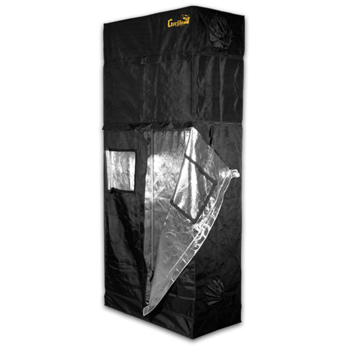 Gorilla Grow Tent Original 2' x 4' Heavy Duty Hydroponics Grow Tent