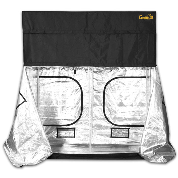 Gorilla Grow Tent Original 4' x 8' Heavy Duty Hydroponics Grow Tent