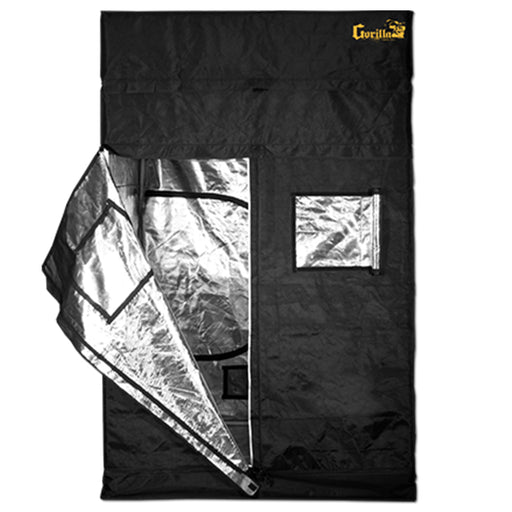 Gorilla Grow Tent Original 5' x 5' Heavy Duty Hydroponics Grow Tent