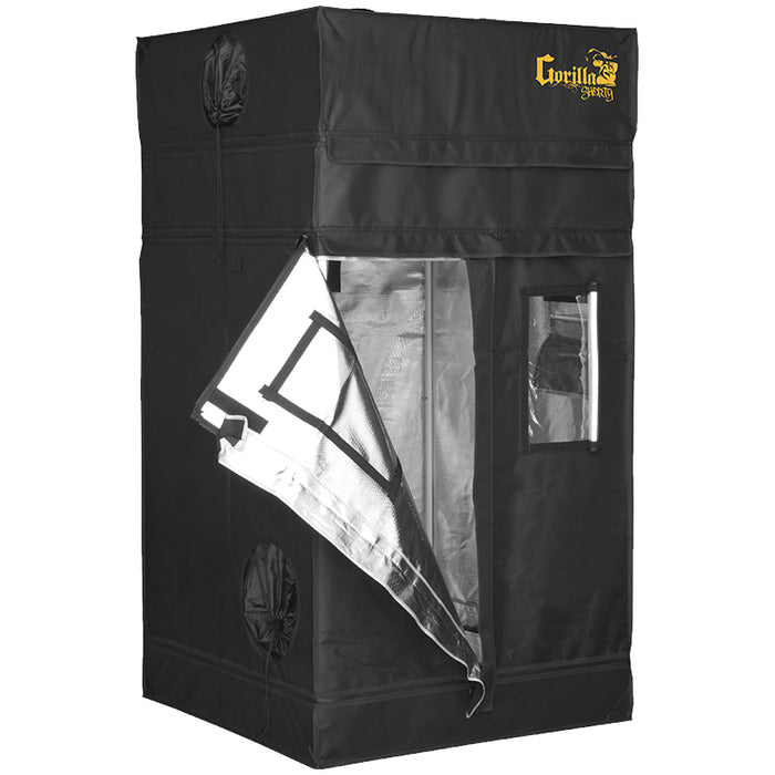 Gorilla Grow Tent Shorty 3' x 3' Grow Tent