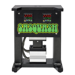 Sasquash Half Squash 5 Ton Personal Hydraulic Rosin Press