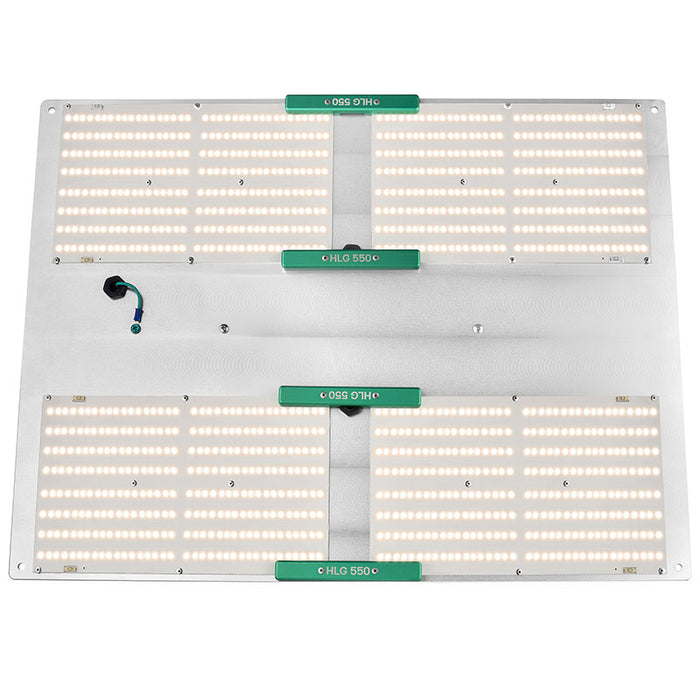 Horticulture Lighting Group HLG 550 V2 Full-Spectrum 480W Quantum Board LED Grow Light