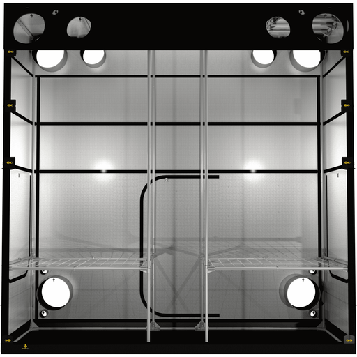 Secret Jardin Intense 150 (5' x 12' x 8') Professional Hydroponics Grow Tent SJINT150 - Right Bud