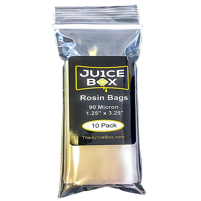 Ju1ceBox Premium Extraction Rosin Bags