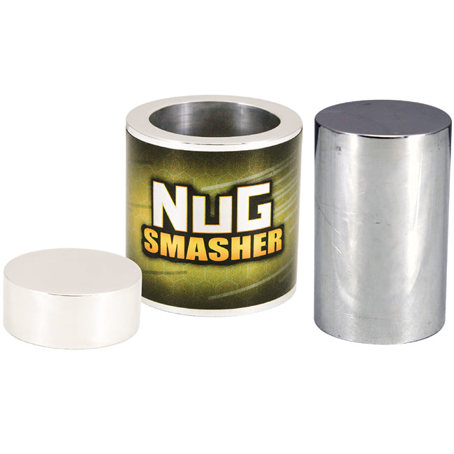 Nugsmasher Pre Press Mold Large Round