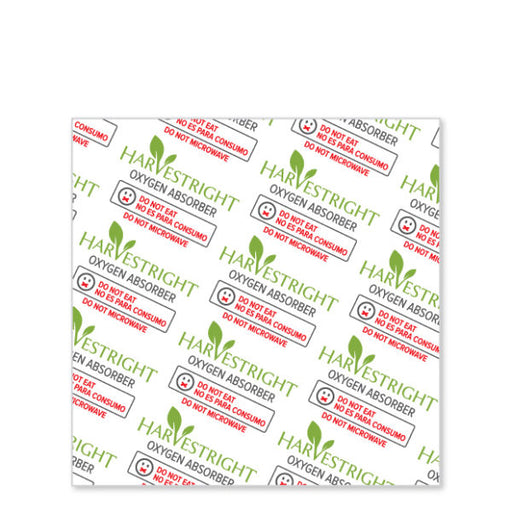 Harvest Right Oxygen Absorbers