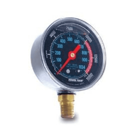 SPX Inline Pressure Gauge Kit for Sasquash M1, Sasquash V2, and Sasquash 2.5 Rosin Presses - Right Bud