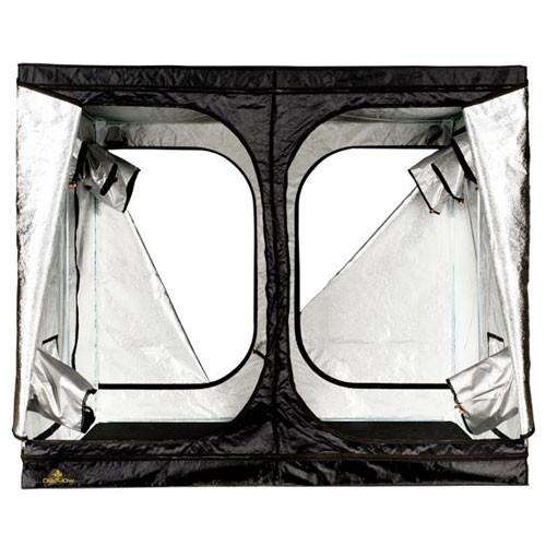 Secret Jardin Dark Room 240 (8' x 8' x 6 2/3') Professional Hydroponics Grow Tent SJDR240 - Right Bud