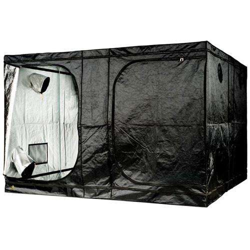 Secret Jardin Dark Room 300 (10' x 10' x 7 2/3') Professional Hydroponics Grow Tent SJDR300 - Right Bud