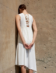 Bridal Grungy Dress