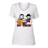 Tiny Terrors Adult T-Shirt-Spooky Baby