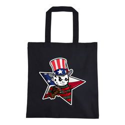 4th of July Freddy Tote Bag
