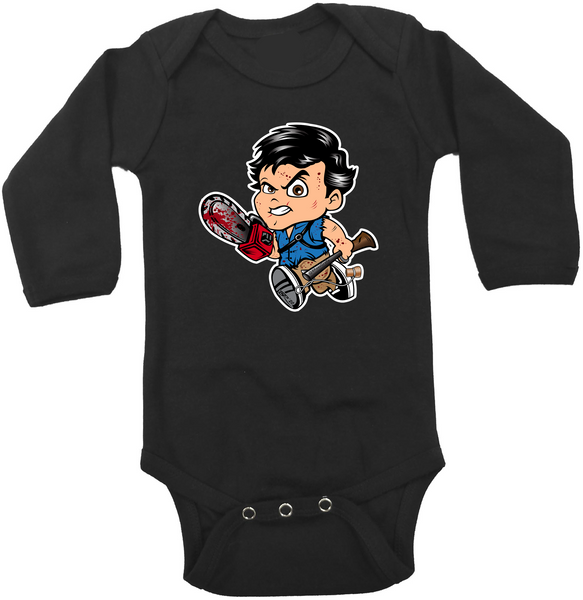 Baby Ash Graphic Onesie or Tee