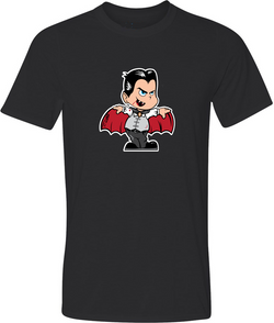 Kid Dracula Adult Graphic T-Shirt
