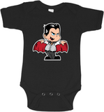 Kid Dracula Graphic Onesie or Tee