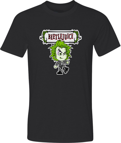 Bettlejuice Adult Graphic TShirt