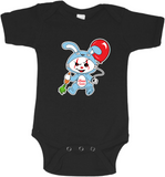 Bunny Pennywise Graphic Onesie or Tee