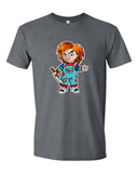 Chucky Adult Graphic TShirt