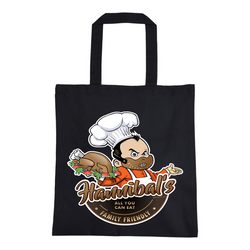 Dinner with Hannibal Tote