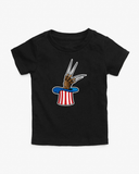 Fourth of July Freddy Graphic Onesie or Tee