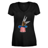 Fourth of July Freddy Adult Grafphic T-Shirt