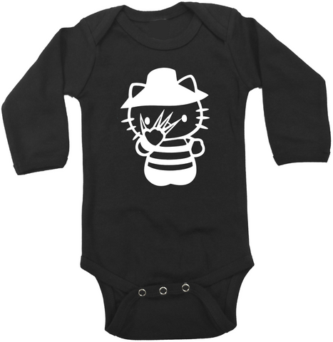 Freddy Kitty Glow in the Dark Graphic Onesie or Tee