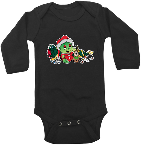 Baby Grinch Graphic Onesie or Tee
