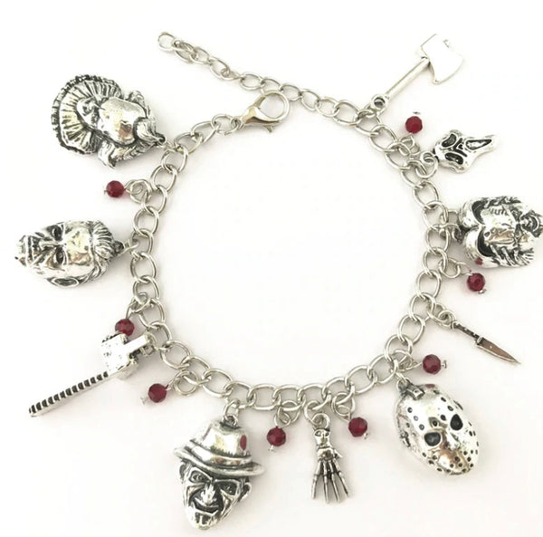 Classic Horror Themed Bracelet