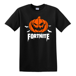 Fortnite Glow In The Dark Halloween T-Shirt