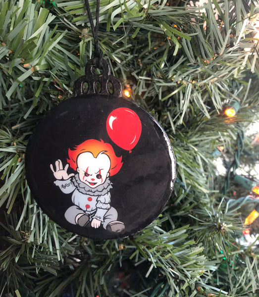 Tiny Terrors Christmas Ornaments