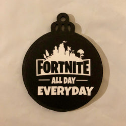 Fortnite Christmas Ornaments
