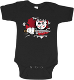 Jason Cutting Free Graphic Onesie or Tee