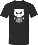 Jack Kitty Glow in the Dark Adult Graphic T-Shirt