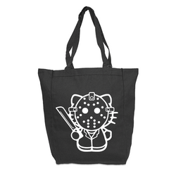 Jason Kitty Glow in the Dark Tote