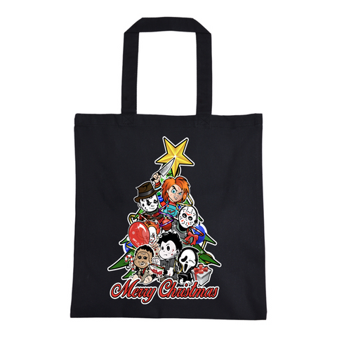 Killer Tree Tote Bag