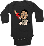Baby Leather Face 2 Oneise or T-Shirt