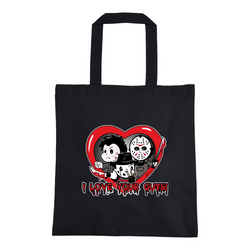 Tiny Terrors Love Your Guts Tote