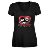 Tiny Terrors Love Your Guts Adult Graphic TShirt