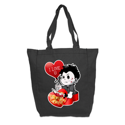 Valentine Michael Myers Tote Bag
