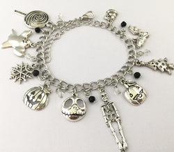 Nightmare Before Christmas Themed Bracelet