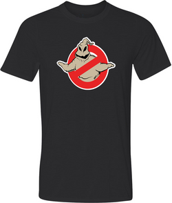 No Oogie Boogie Adult Graphic TShirt