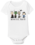 Peanuts Halloween Monster Mash Onesie or Tee-Spooky Baby
