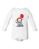 Pennywise White Onesie