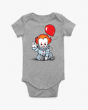 Pennywise Gray Onesie