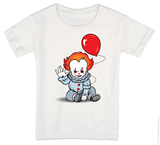 Pennywise white shirt