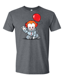 Baby Pennywise Graphic TShirt-Spooky Baby
